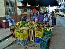 De stadscentrum van Panama stock foto's