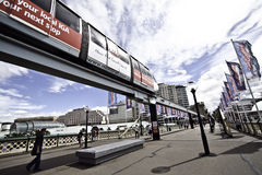 De stadscentrum van Sydney Royalty-vrije Stock Afbeelding