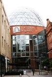 De Stadscentrum Victoria Square van Belfast Stock Afbeeldingen