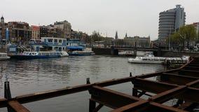 De stadsfoto van Amsterdam royalty-vrije stock foto's