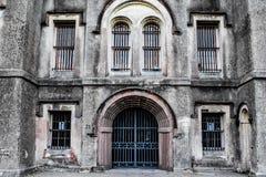 De Stadsgevangenis, Charleston, Sc stock foto