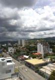 De stadshorizon van Cebu Stock Afbeeldingen