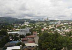 De stadshorizon van Cebu Stock Foto
