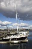 De Stadsjachthaven van Halifax Royalty-vrije Stock Foto's