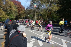 2014 de Stadsmarathon van New York Royalty-vrije Stock Foto