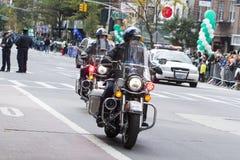 De Stadsmarathon 2014 van New York Stock Fotografie