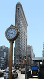 De stadsmening van New York Royalty-vrije Stock Afbeeldingen
