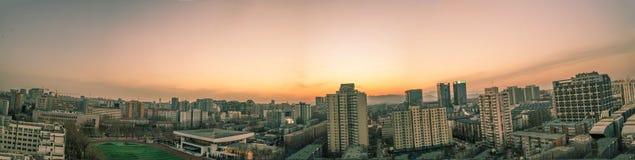 De stadsmeningen van Peking Stock Afbeelding