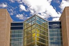 De stadsmuseum van Oklahoma stock foto's