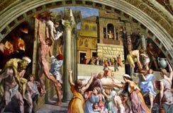 De Stadsmuseum van Vatikaan Royalty-vrije Stock Foto