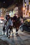 De Stadspolitie van New York Stock Afbeelding