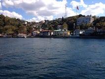 De stadsreis van Istanboel stock foto's