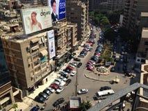 De stadsreis van Kaïro Stock Fotografie