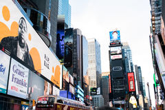 De stadsreis van New York Stock Foto