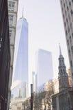 De stadsreis van New York Stock Afbeeldingen