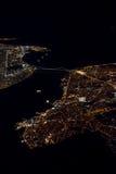 De stadsreis van New York Stock Foto's