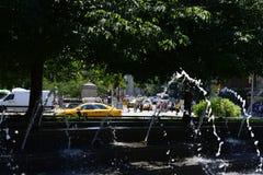 De Stadsscène van New York Royalty-vrije Stock Afbeelding