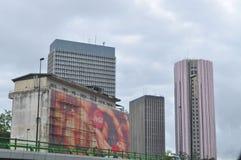 DE STADStoerisme VAN IVOORKUST Stock Foto
