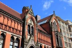 De Stadsuniversiteit van Birmingham royalty-vrije stock fotografie