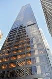 De Stadswolkenkrabber van New York Stock Afbeeldingen