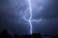 De Staking van de bliksem v3 Stock Afbeeldingen