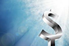 De stal van de dollar vector illustratie
