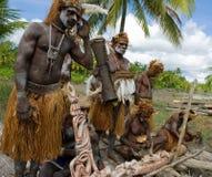 De stam van strijdersasmat Stock Foto's
