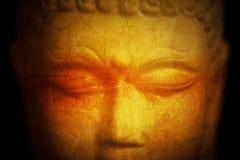 De Standbeelden van Boedha van Thailand Royalty-vrije Stock Foto's