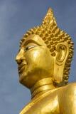 De Standbeelden van Boedha van Thailand Stock Afbeelding