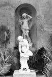 De standbeelden van het Beltonhuis royalty-vrije stock afbeeldingen