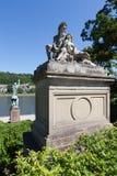 De Standbeelden van Rijn Royalty-vrije Stock Fotografie