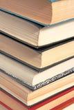 De stapel boeken Royalty-vrije Stock Foto's