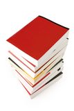 De Stapel van boeken royalty-vrije stock afbeelding