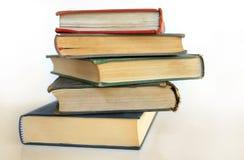 De stapel van boeken Stock Foto