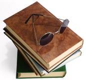 De stapel van boeken stock foto's