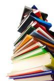 De stapel van boeken Stock Fotografie
