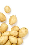 De stapel van de aardappel royalty-vrije stock foto's