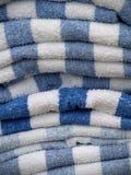 De Stapel van de handdoek Royalty-vrije Stock Foto's