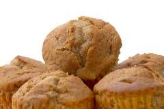 De stapel van de muffin stock foto's