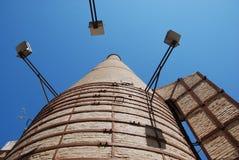 De stapel van de rook bij Kartuizer klooster Stock Foto's