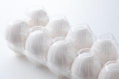 De stapel van eieren Royalty-vrije Stock Foto's