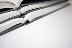 De Stapel van het boek stock foto