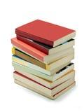 De Stapel van het boek Stock Afbeeldingen