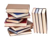 De stapel van het boek Royalty-vrije Stock Foto