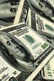 De Stapel van het contante geld Royalty-vrije Stock Foto's