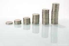 De stapel van het geld Royalty-vrije Stock Fotografie
