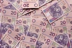 De Stapel van het geld Stock Foto