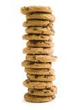 De Stapel van het koekje Stock Foto