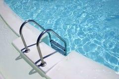 De Stappen van de pool Royalty-vrije Stock Afbeeldingen