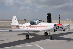 De statische Glimworm van de vertoning T67, Bahrein Airshow 2012 Stock Afbeelding